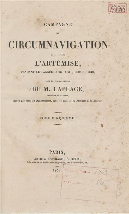 Libro Laplace Custom